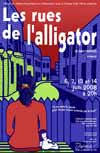 Les rues de l'alligator